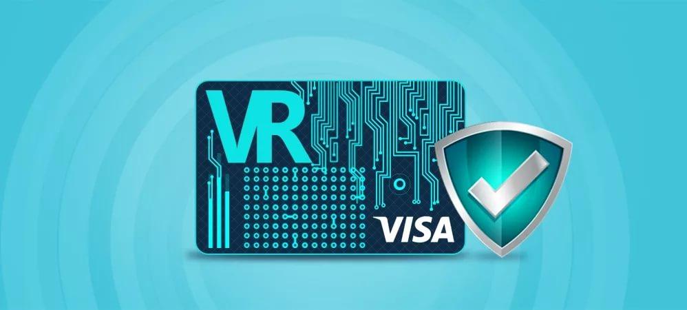 Карточка Visa VR