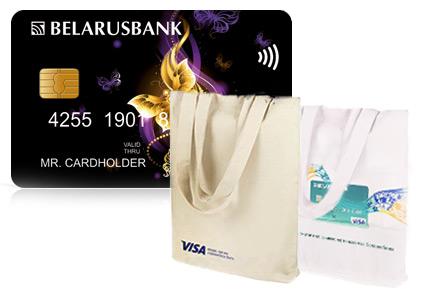 карточка Visa Classic «Леди Карт»
