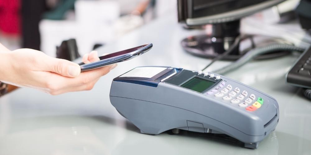 Бесконтактная оплата Mir Pay