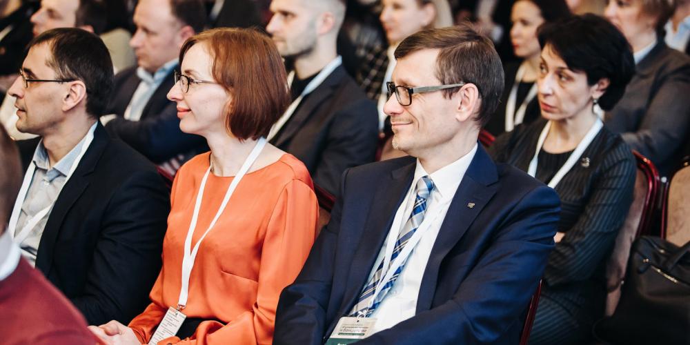 Второй белорусский форум об антикризисном управлении и банкротстве.