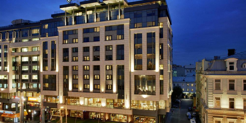 Отель «Интерконтиненталь»