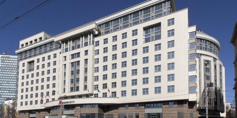 Отель_марриотт