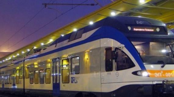 Расписание поездов в мобильном приложении